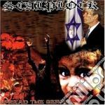 Spread the germs cd musicale di Scalplock