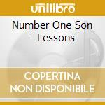 Lessons cd musicale