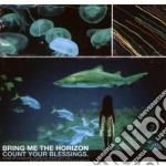 COUNT YOUR BLESSINGS cd musicale di BRING ME THE HORIZON