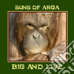 BIG AND LIVE cd musicale di SUNS OF ARQA