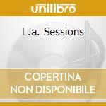 L.A. SESSIONS cd musicale di EDDIE COCHRAN