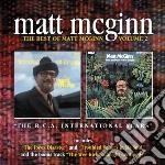 Matt Mcginn - The Best Of..vol.2 cd musicale di MCGINN MATT