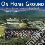 ON HOME GROUND cd musicale di FRASER SIMON PIPE BA