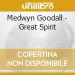 Great spirit cd musicale