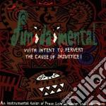 WITH INTENT TO PERVERT THE... cd musicale di Fun da mental