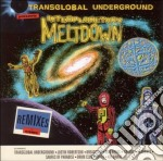Transglobal Underground - Interplanetary Meltdown cd musicale di Underground Transglobal