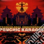 Transglobal Underground - Psychic Karaoke cd musicale di Inderground Transglobal