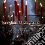 REJOICE REJOICE cd musicale di Undergro Transglobal