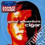 GRATA ADVENTUR CIGAR cd musicale di STARK JANUS