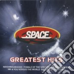 GREATEST HITS cd musicale di SPACE