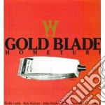 Gold Blade - Hometurf cd musicale di Blade Gold