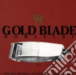 Blade Gold - Hometurf cd musicale di Blade Gold