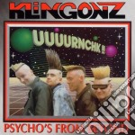 Psychos from beyond cd musicale di Klingonz