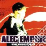 THE DESTROYER cd musicale di EMPIRE ALEC