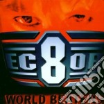 Ec8or - World Beaters cd musicale di Ec8or