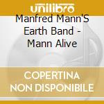 Mann alive cd musicale