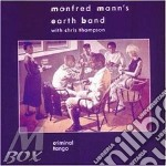 Criminal tango cd musicale di Manfred mann's earth band