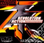 REVOLUTION ACTION                         cd musicale di ATARI TEENAGE RIOT
