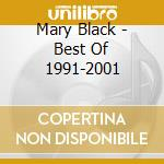THE BEST OF 1991-2001 (2CD) cd musicale di BLACK MARY