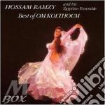 BEST OF OM KALTHOUM cd musicale di Hossam Ramzy