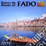 RAIZES DO FADO cd musicale di FIALHO / LARGUINHO