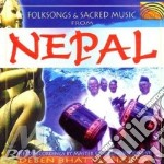 SACRED MUSIC FROM NEPAL cd musicale di Deben Bhattacharya