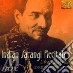 INDIAN SARANGI RECITALS cd musicale di SABRI KHAN USTAD