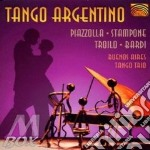 TANGO ARGENTINO cd musicale di BUENOS AIRES TANGO T