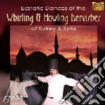 ECSTATIC DANCES OF THE WHIRLING DERVISHE cd musicale di Deben Bhattacharya