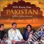 FOLK MUSIC FROM PAKISTAN cd musicale di Asif Bhatti
