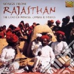 India - Songs Of Rajasthan - India - Songs Of Rajasthan cd musicale di Deben Bhattacharya