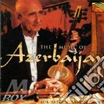 THE MUSIC OF AZERBAIJAN cd musicale di Folklore Lok-batan