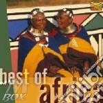 BEST OF AFRICA cd musicale di Artisti Vari