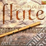 MASTERS OF THE FLUTE cd musicale di ARTISTI VARI