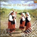 MUSIC OF THE BASQUES cd musicale di Enrique Ugarte