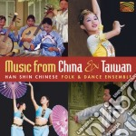MUSIC FROM CHINA & TAIWAN cd musicale di HANSHIN CHINESE ENS.
