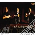 Sufi Music From Turkey cd musicale di Artisti Vari