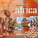 Various - The Most Beautiful Songs Of Africa cd musicale di Artisti Vari