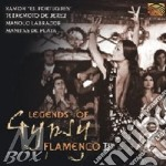 LEGENDS OF GYPSY FLAMENCO II cd musicale di ARTISTI VARI