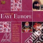 MUSIC OF EAST EUROPE cd musicale di ARTISTI VARI