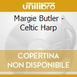 CELTIC HARP cd musicale di Margie Butler