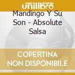 ABSOLUTE SALSA cd musicale di MANDINGO Y SU SON