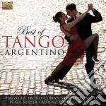 Various - Best Of Tango Argentino cd musicale di Artisti Vari