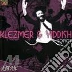 KLEZMER & YIDDISH SONGS                   cd musicale di JONTEF