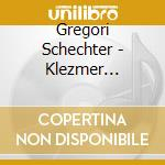 BE HAPPY                                  cd musicale di Gregori Schechter