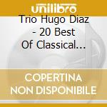 20 best of classical tango cd musicale di Hugo Diaz