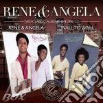 Rene & angela-rene+wall to wall cd cd musicale di Rene & angela