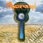 Liveosity cd+dvd cd musicale di Pendragon