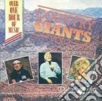 Country giants vol.2 cd musicale