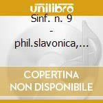 Sinf. n. 9 - phil.slavonica, e.duvier cd musicale di Beethoven